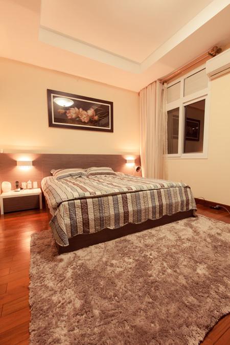Phòng ngủ của mẫu biệt thự sang trọng