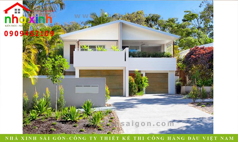 Biệt Thự 2 Tầng Tinh Tế – Nhà Cô Mai Thanh | BT-NX138