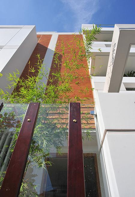 Nhà Phố Đẹp 4 Tầng 76m2 | NPNXSG120