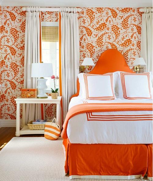 Mẹo Phối Hợp Màu Sắc Tạo Nên Vẻ Sang Trọng Cho Phòng Ngủ