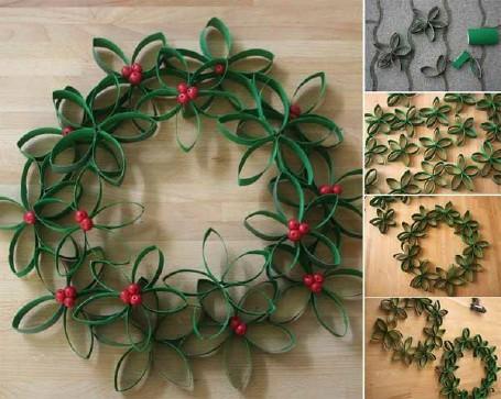 """7 Ý Tưởng Trang Trí Nhà Xinh Với """"Handmade"""" Cho Mùa Giáng Sinh"""