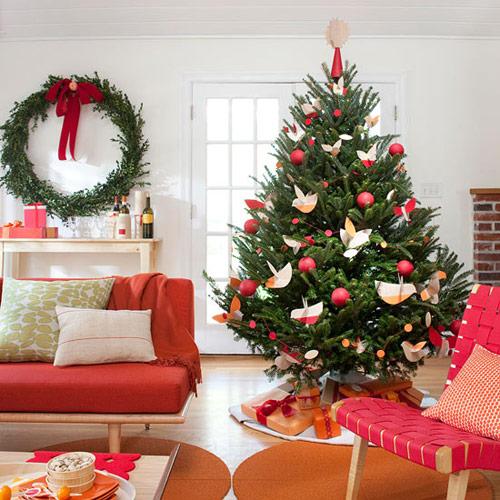 4 Phong Cách Trang Trí Cây Thông Noel Độc Đáo Mùa Giáng Sinh