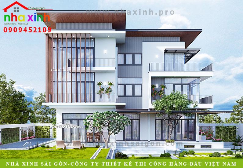 Biệt Thự Hẻm 14m Có Hồ Bơi | Anh Phương | Tân Phú | BT-142