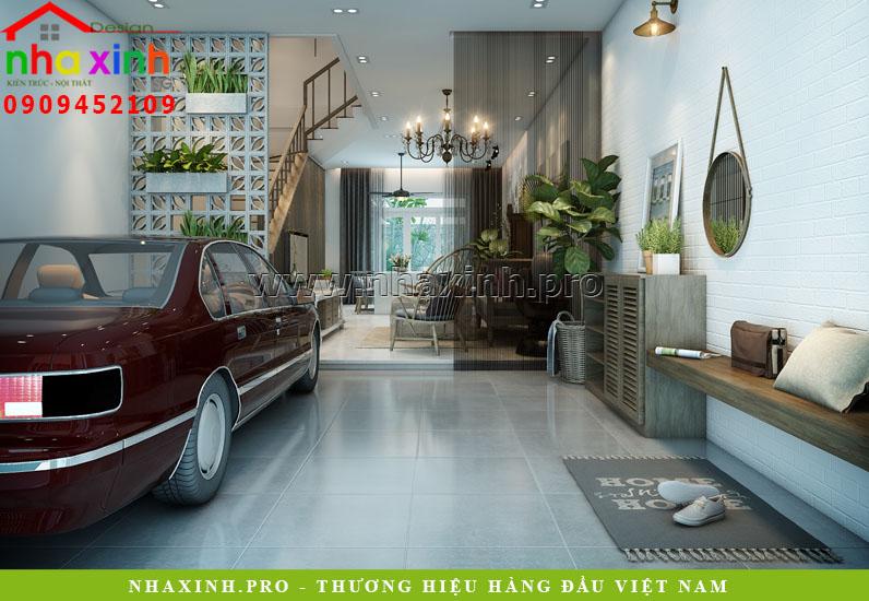 Nhà Phố Đẹp 4 Tầng | Ông Dũng | Tân Phú | NP-181