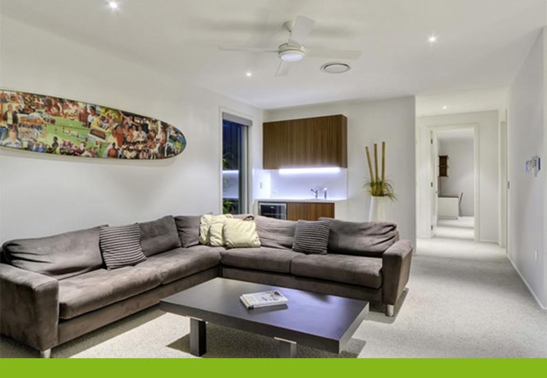 Thiết kế nội thất phòng ngủ biệt thự hiện đại