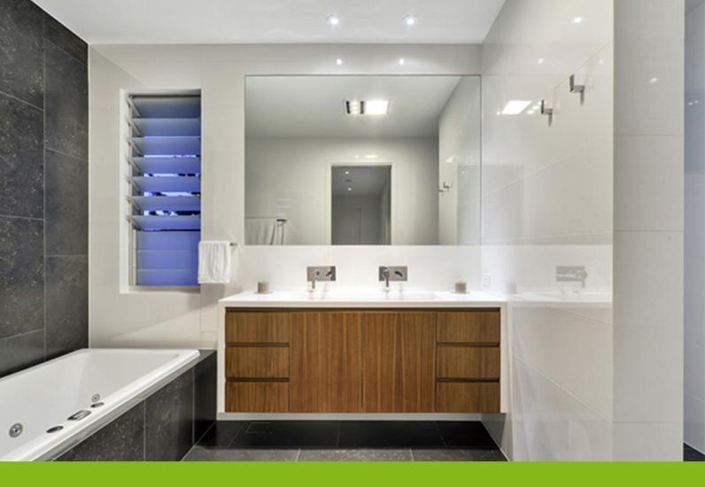 Thiết kế nhà vệ sinh biệt thự