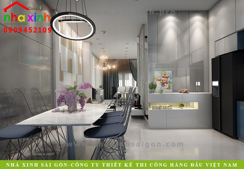 Mẫu Nội Thất Nhà Đẹp 3 Phòng Ngủ | Anh Lâm | NT-152