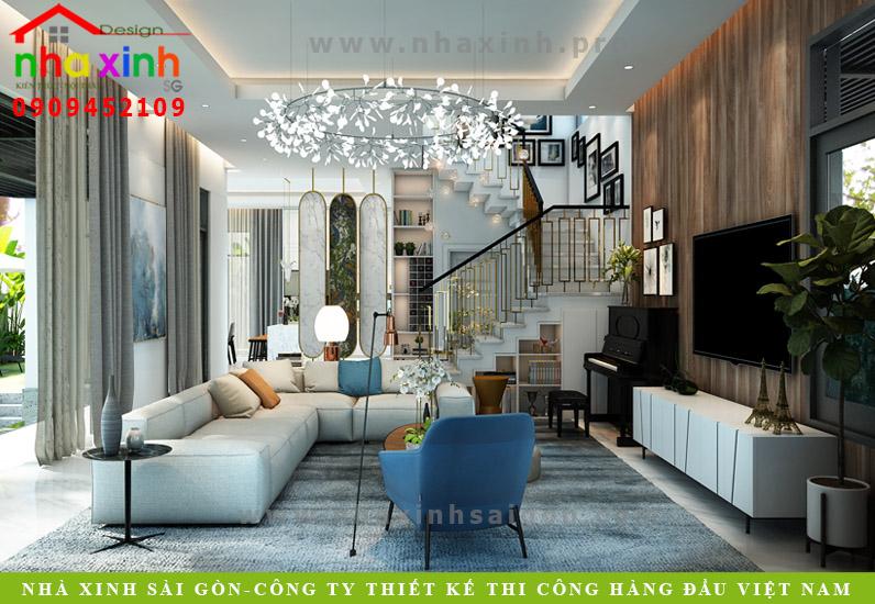 Trang Trí Nội Thất Biệt Thự Đẹp | Anh Phương | NT-107