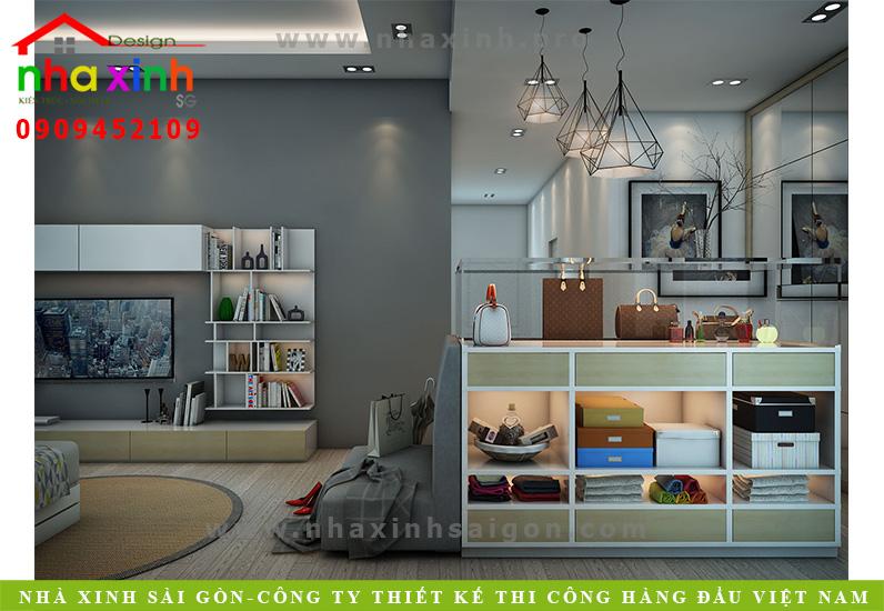 Phòng ngủ biệt thự 3 tầng hiện đại | Chị Linh. Ảnh 2