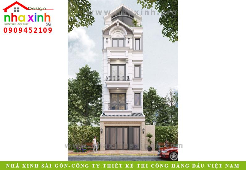 Nhà Phố Cải Tạo 4 Tầng | Ông Lâm | Bình Tân | NP-185
