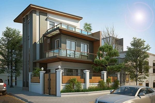 5 Phong Cách Biệt Thự Mini 2 Tầng 80m2 Đẹp Nhất 2021