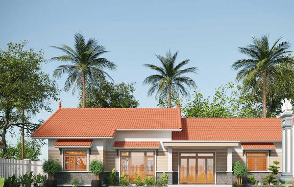 Yếu tố nào tạo nên một căn biệt thự mini cấp 4 sân vườn đẹp?